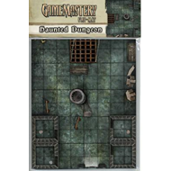 GameMastery Flip-Mat: Haunted Dungeon (BOK)