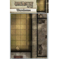 GameMastery Flip-Mat: Warehouse (BOK)