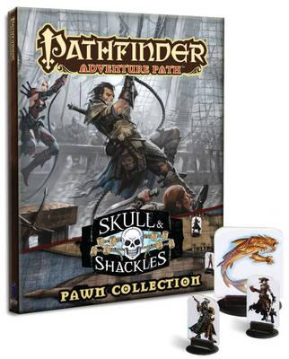 Pathfinder: Skull & Shackles Adventure Path Pawn Collection (BOK)