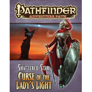 Pathfinder Adventure Path: Shattered Star Part 2 - Curse of (BOK)