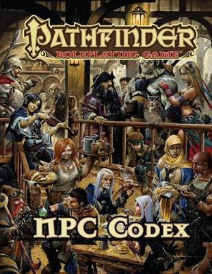 Pathfinder Roleplaying Game: NPC Codex (BOK)
