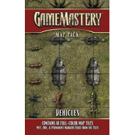 GameMastery Map Pack: Vehicles (BOK)
