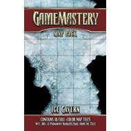 GameMastery Map Pack: Ice Cavern (BOK)