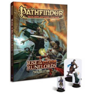 Pathfinder Pawns: Rise of the Runelords Pawn Collection (BOK)
