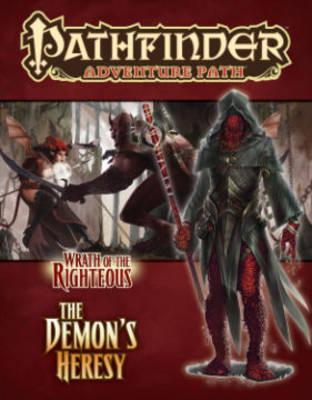 Pathfinder Adventure Path: Wrath of the Righteous Part 3 - D (BOK)