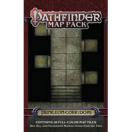 Pathfinder Map Pack: Dungeon Corridors (BOK)