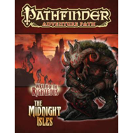 Pathfinder Adventure Path: Wrath of the Righteous Part 4 - T (BOK)