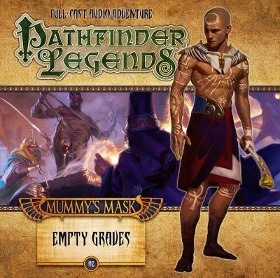 Pathfinder Adventure Path: Mummy's Mask Part 2 - Empty Grave (BOK)
