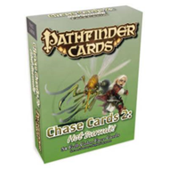 Pathfinder Campaign Cards: Chase Cards 2 - Hot Pursuit! (BOK)