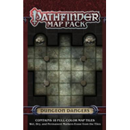 Pathfinder Map Pack: Dungeon Dangers (BOK)