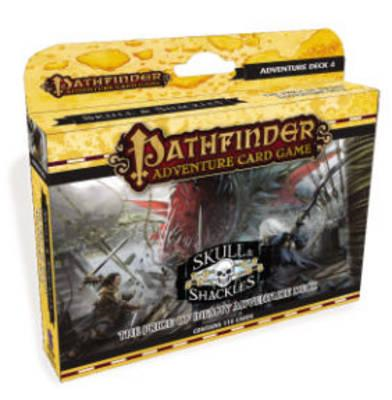 Pathfinder Adventure Card Game: Skull & Shackles Adventure D (BOK)