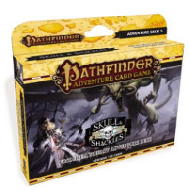 Pathfinder Adventure Card Game: Skull & Shackles Adventure (BOK)