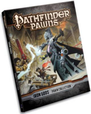 Pathfinder Pawns: Iron Gods Adventure Path Pawn Collection (BOK)