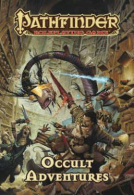 Pathfinder Roleplaying Game: Occult Adventures (BOK)