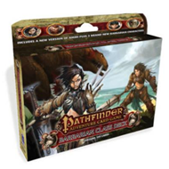 Pathfinder Adventure Card Game: Barbarian Class Deck (BOK)