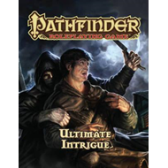 Pathfinder Roleplaying Game: Ultimate Intrigue (BOK)