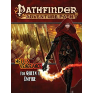 Pathfinder Adventure Path: Hell's Vengeance Part 4 - For Que (BOK)