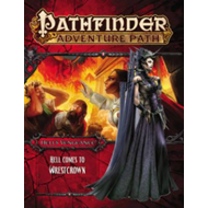 Produktbilde for Pathfinder Adventure Path: Hell's Vengeance Part 6 - Hell Co (BOK)
