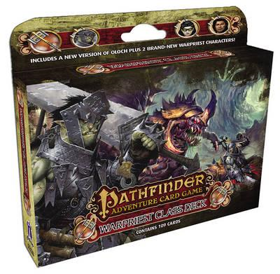 Pathfinder Adventure Card Game: Warpriest Class Deck (BOK)