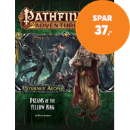 Produktbilde for Pathfinder Adventure Path: Strange Aeons 3 of 6-Dreams of th (BOK)