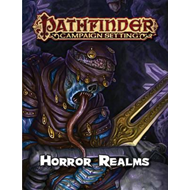Pathfinder Campaign Setting: Horror Realms (BOK)