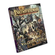 Pathfinder Roleplaying Game: Villain Codex (BOK)