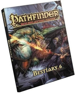 Pathfinder Roleplaying Game: Bestiary 6 (BOK)