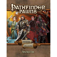 Pathfinder Pawns: Heroes & Villains Pawn Collection (BOK)