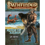 Pathfinder Adventure Path: The Lost Outpost (Ruins of Azlant (BOK)