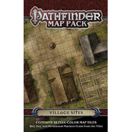 Pathfinder Map Pack: Village Sites (BOK)