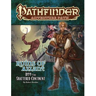 Pathfinder Adventure Path: Into the Shattered Continent (Rui (BOK)