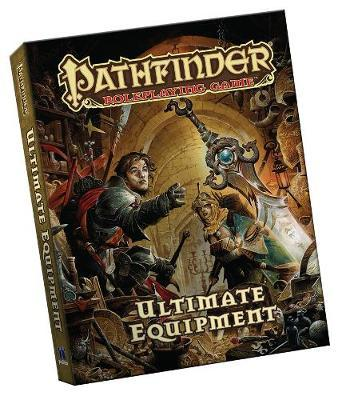 Pathfinder Roleplaying Game: Ultimate Equipment Pocket Editi (BOK)