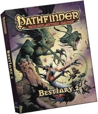 Pathfinder Roleplaying Game: Bestiary 2 Pocket Edition (BOK)