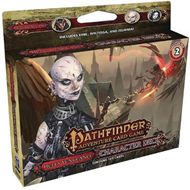 Pathfinder Adventure Card Game: Hell's Vengeance Character D (BOK)