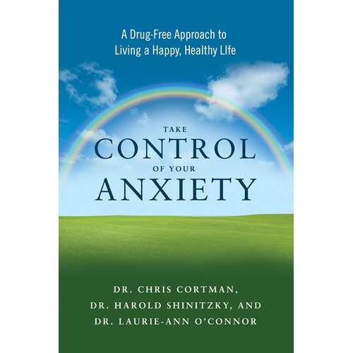 Take Control of Your Anxiety (BOK)