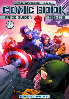 Overstreet Comic Book Price Guide (BOK)