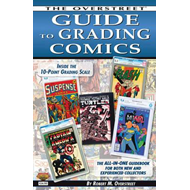 Overstreet Guide To Grading Comics - 2016 Edition (BOK)