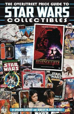 Overstreet Price Guide To Star Wars Collectibles (BOK)