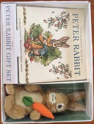 Peter Rabbit Gift Set (BOK)