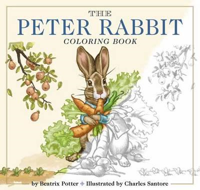 Peter Rabbit Coloring Book: A Classic Editions Coloring Book (BOK)