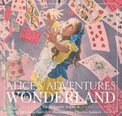 Alice in Wonderland Coloring Book: The Classic Edition (BOK)