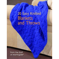 20 Easy Knitted Blankets and Throws (BOK)