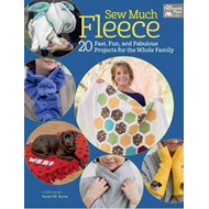 Sew Much Fleece (BOK)