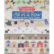 Produktbilde for Moda All-Stars: All in a Row (BOK)
