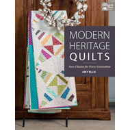 Modern Heritage Quilts (BOK)