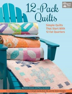 12-Pack Quilts (BOK)
