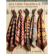 Produktbilde for Jo's Little Favorites II (BOK)