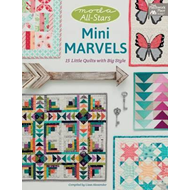 Produktbilde for Moda All-Stars - Mini Marvels (BOK)