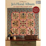 Produktbilde for Jo's Floral Album (BOK)