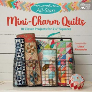 Produktbilde for Moda All-Stars - Mini-Charm Quilts (BOK)